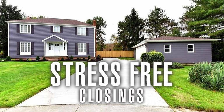 Stress-Free Closing
