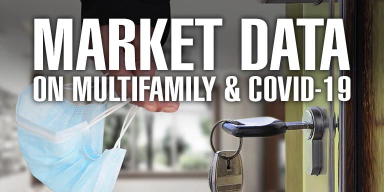 Market Data on Multifamily & Covid-19