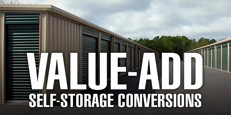 Value-Add Self-Storage Conversions