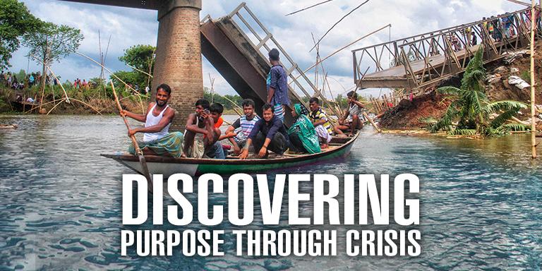 Discovering Purpose Through Crisis
